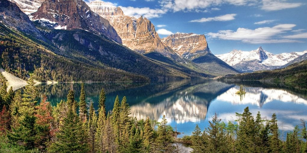 Fly fishing montana 39 s glacier country for Fishing in glacier national park