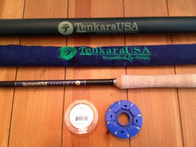 tenkara rod kit