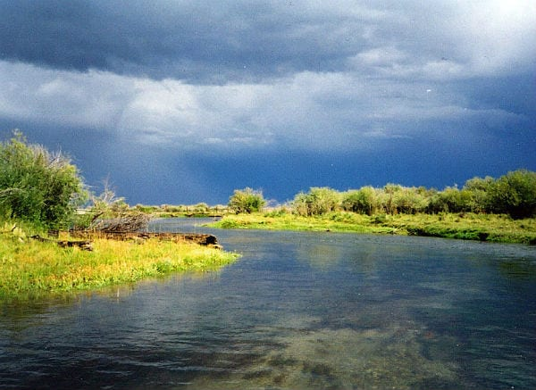 Beaverhead River Montana