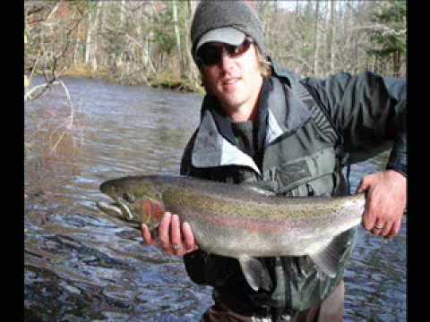 Salmon river ny steelhead on the fly for Salmon river ny fishing map