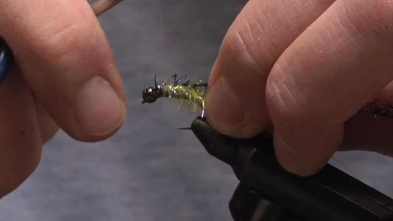 Video george daniels cat nymph diy fly fishing for George daniel fly fishing