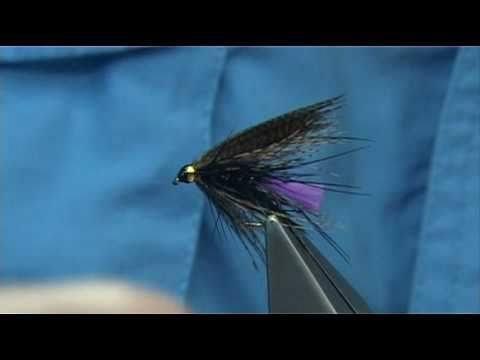 [Video] Irish Wet Fly Rebel (Variant) by Davie McPhail