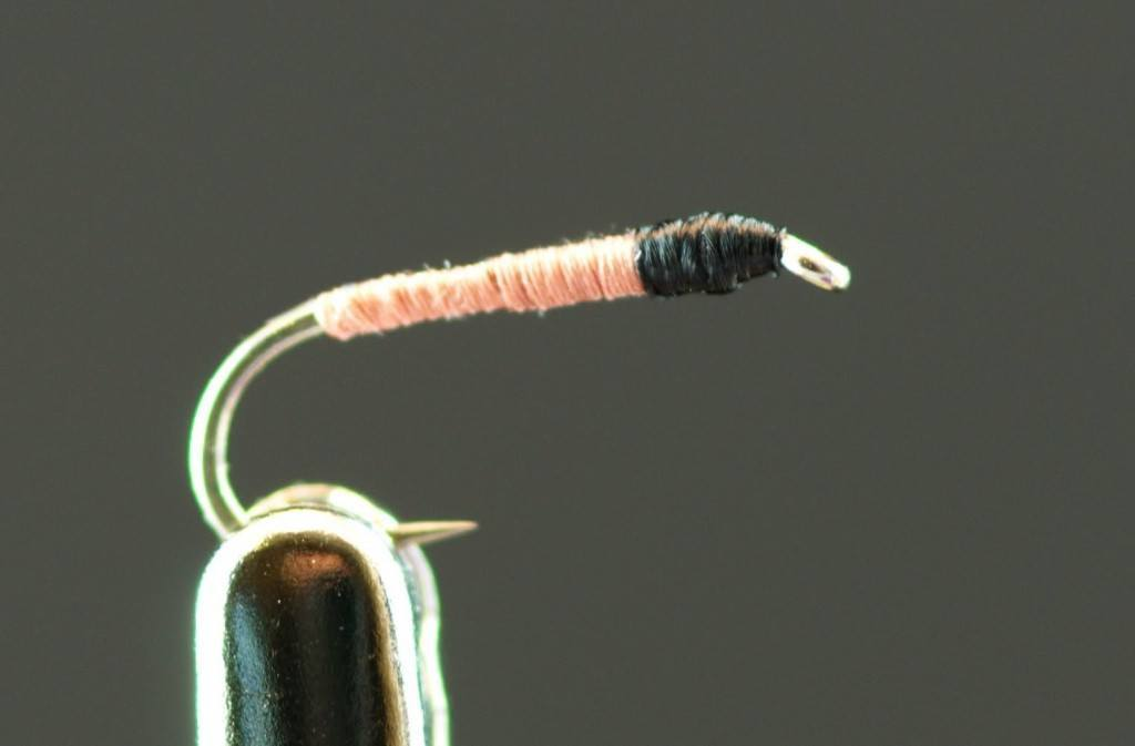 Video silk midge by curtis fry diy fly fishing for Midge fly fishing