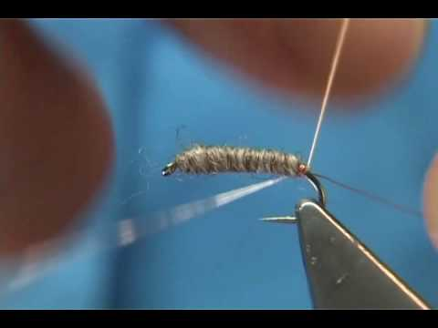 [Video] Tying Frank Sawyer's Killer Bug by Davie McPhail