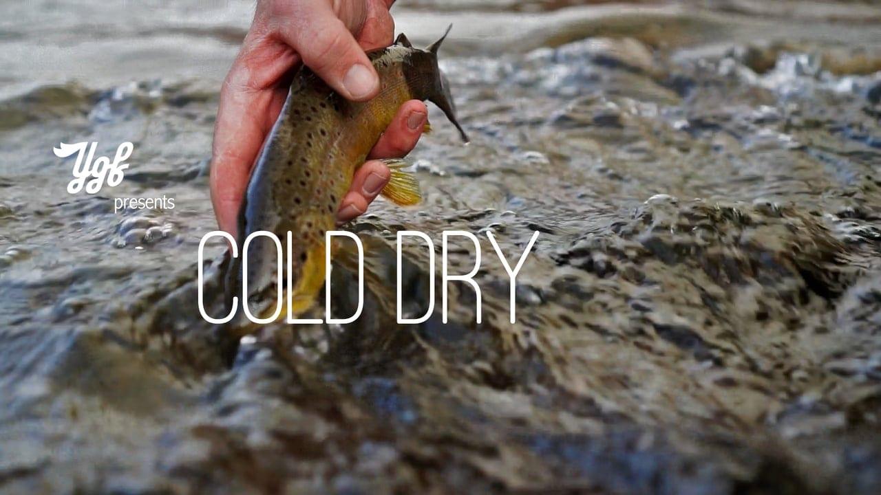 Video winter dry fly fishing in colorado diy fly fishing for Diy fly fishing