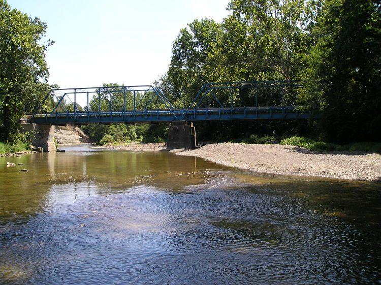 Huron River Ohio