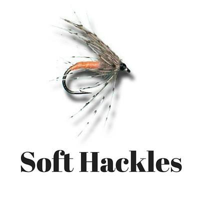 soft hackle fly tying patterns