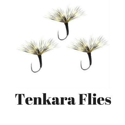tenkara fly tying patterns