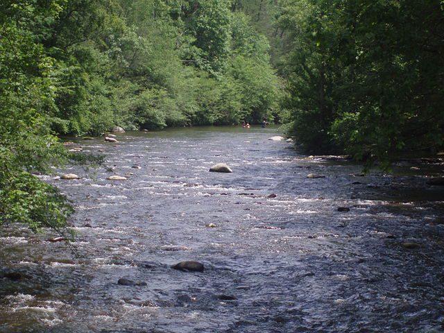 little river metcalf bottoms