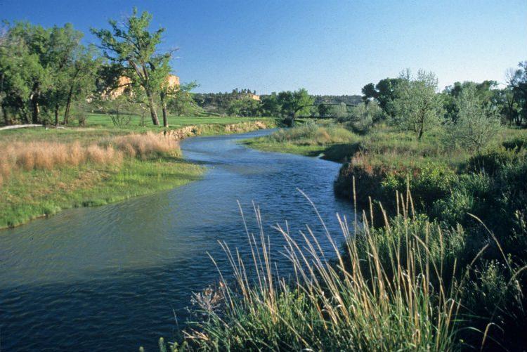 Musselshell river montana