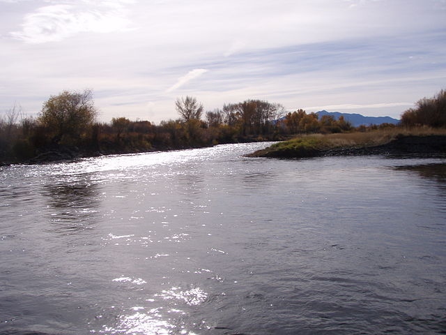 Jefferson River confluence
