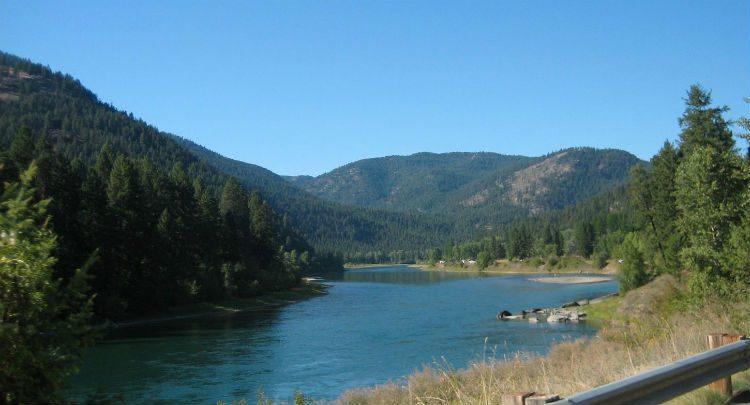 Kootenai River Montana