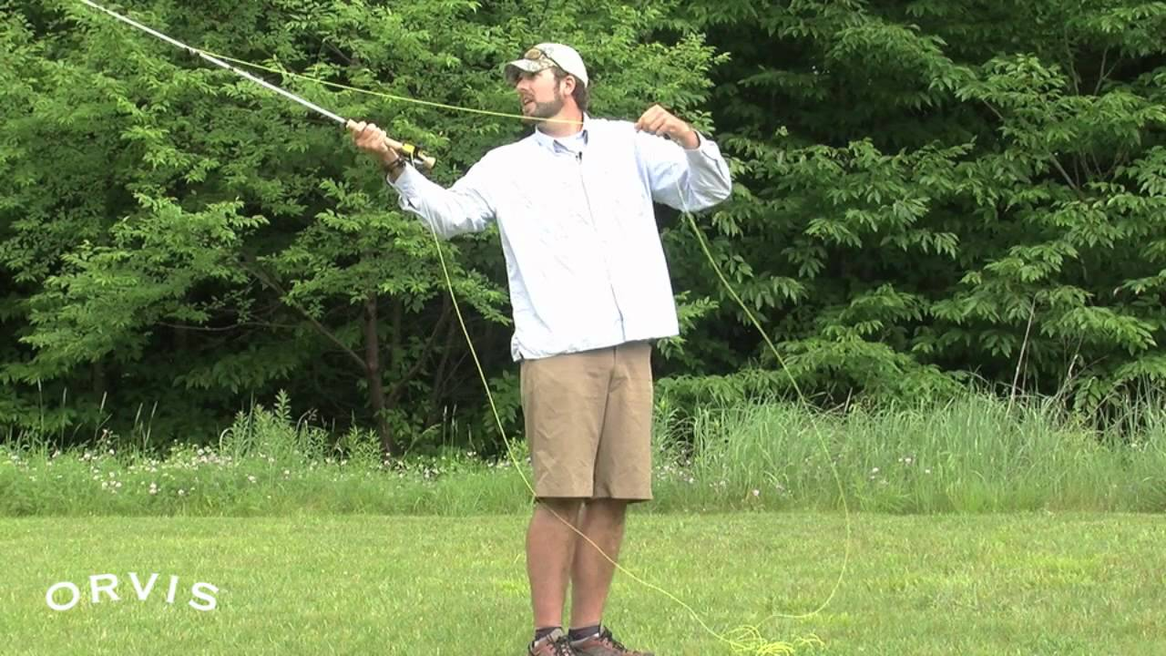 How to make a double haul fly cast diy fly fishing for Diy fly fishing