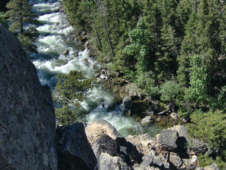 Boulder River Montana