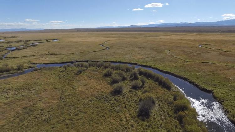 North Platte River Colorado
