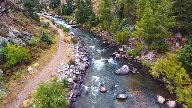Clear Creek Colorado