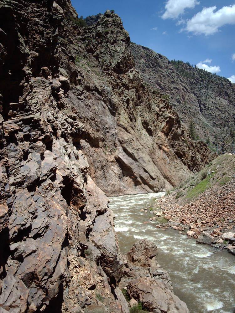 Cimarron River in Colorado