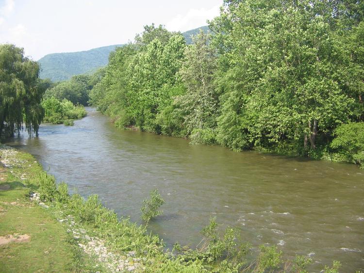 Lycoming Creek in Pennsylvania