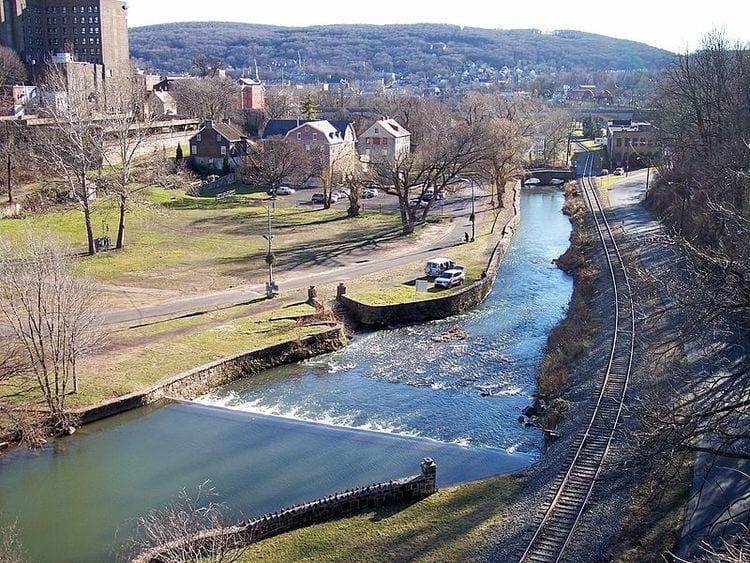 Monocacy Creek in Pennsylvania