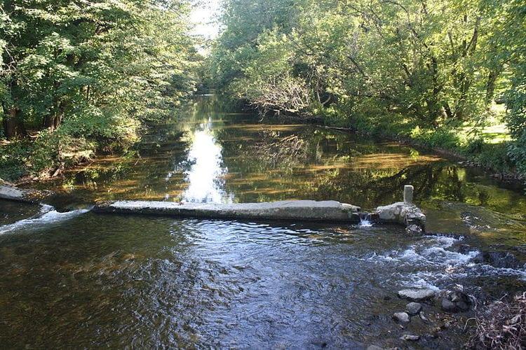 Saucon Creek in Pennsylvania