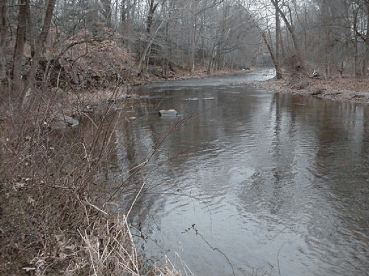 french creek near phoenixville, pennsylvania