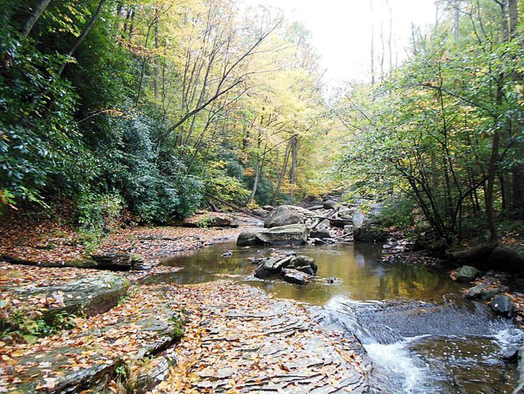 Dunbar Creek, Pennsylvania