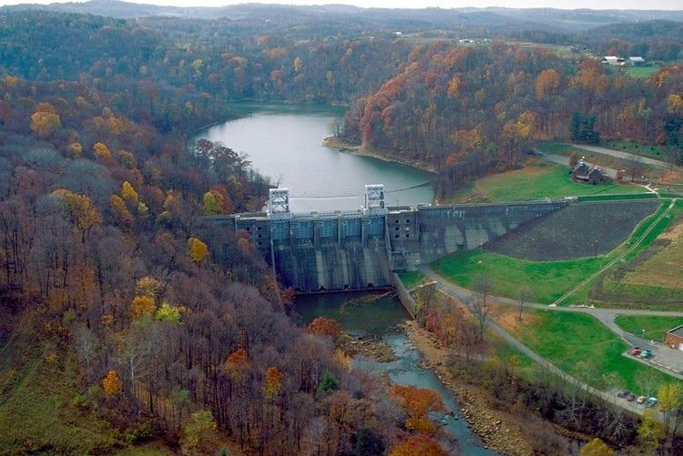 Loyalhanna Creek in Pennsylvania