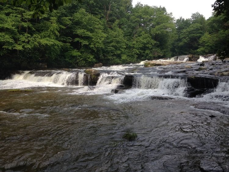 Meadow Run in Ohiopyle State Park