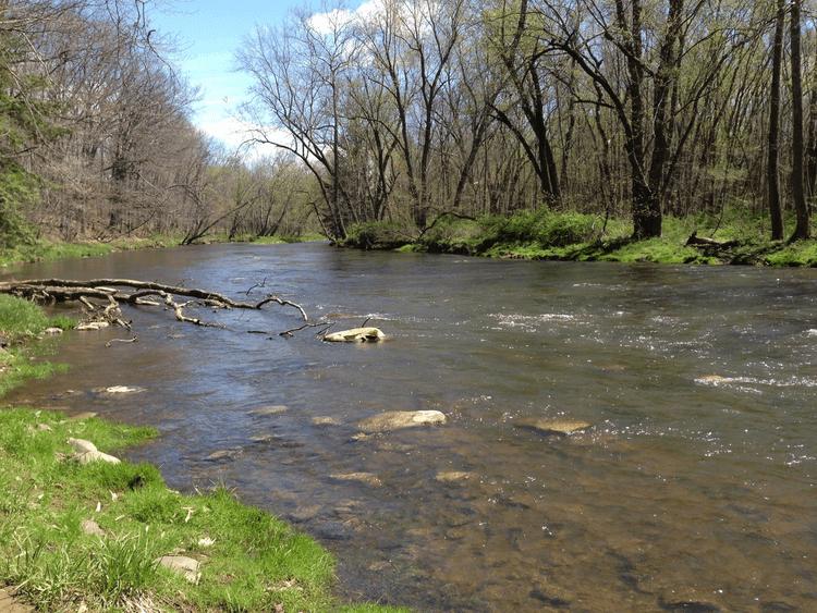 Neshannock Creek Pennsylvania