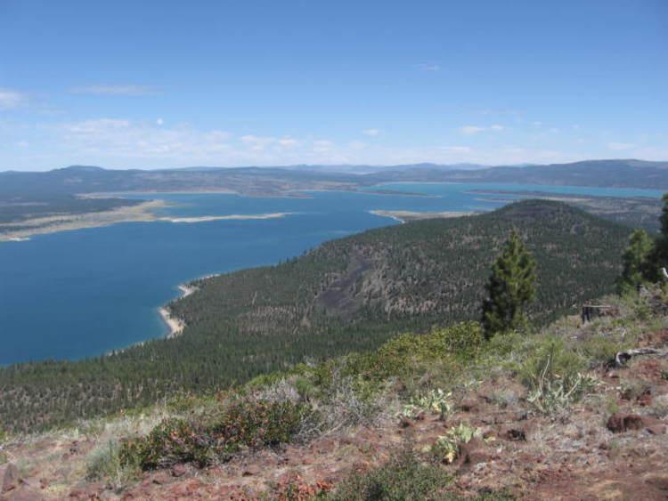 Eagle Lake in California
