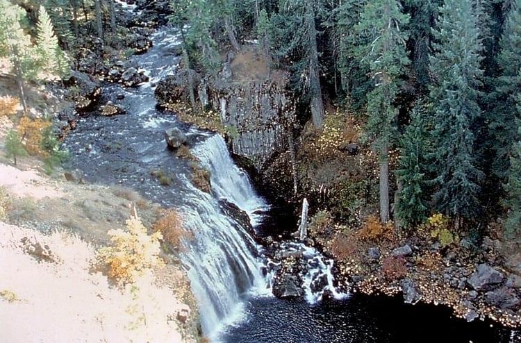 McCloud River in California