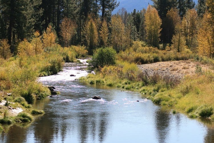 Feather River (Middle Fork) in California