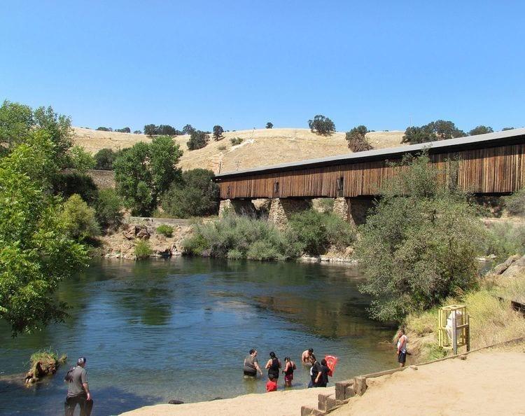 Lower Stanislaus River in California