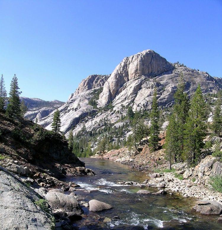The Upper Tuolumne River in California