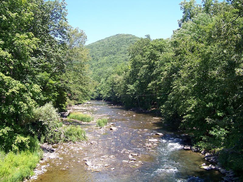Penns Creek in Pennsylvania