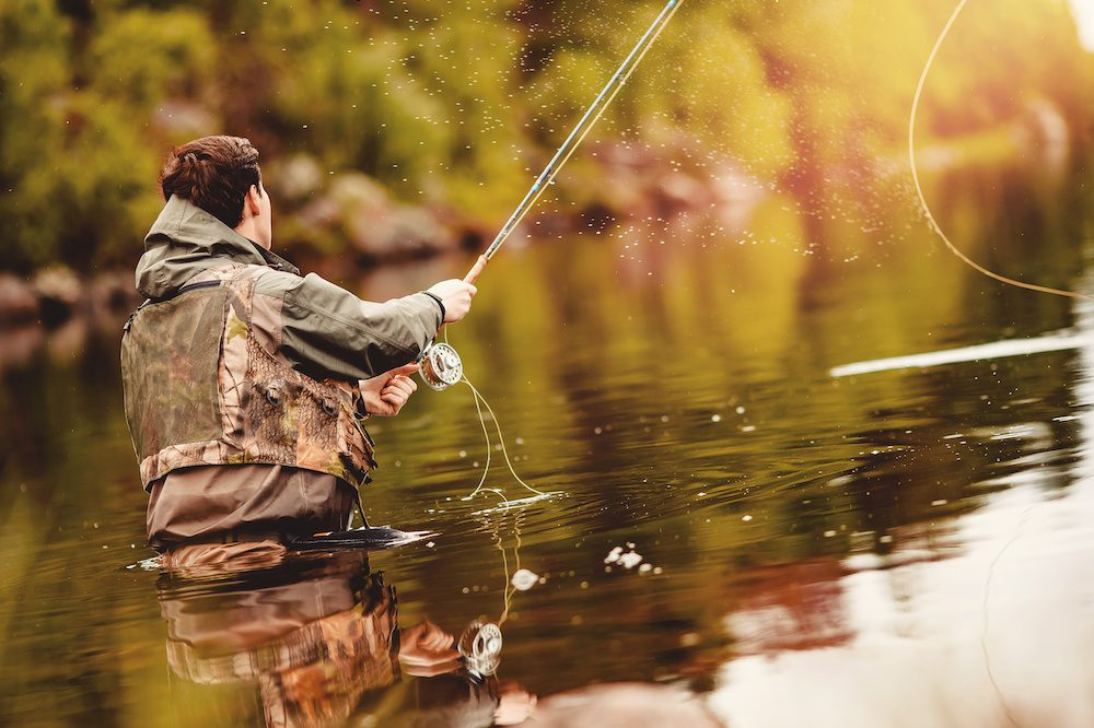 why fly fish